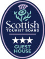 Dorstan 3 Star Guesthouse B&B Edinburgh